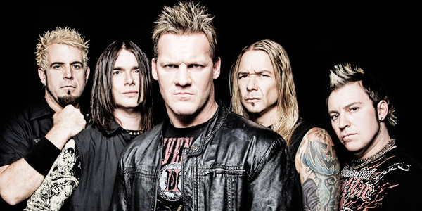 Fozzy join Duff McKagan's Loaded and Danko Jones Sydney Sidewave!