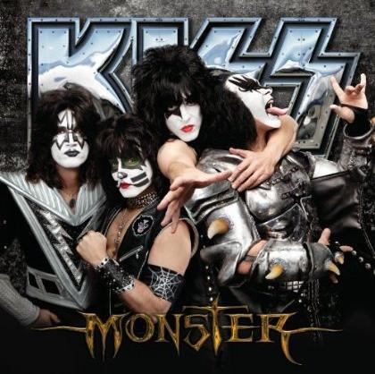 KISS release 2 new tracks from new album, 'Monster'