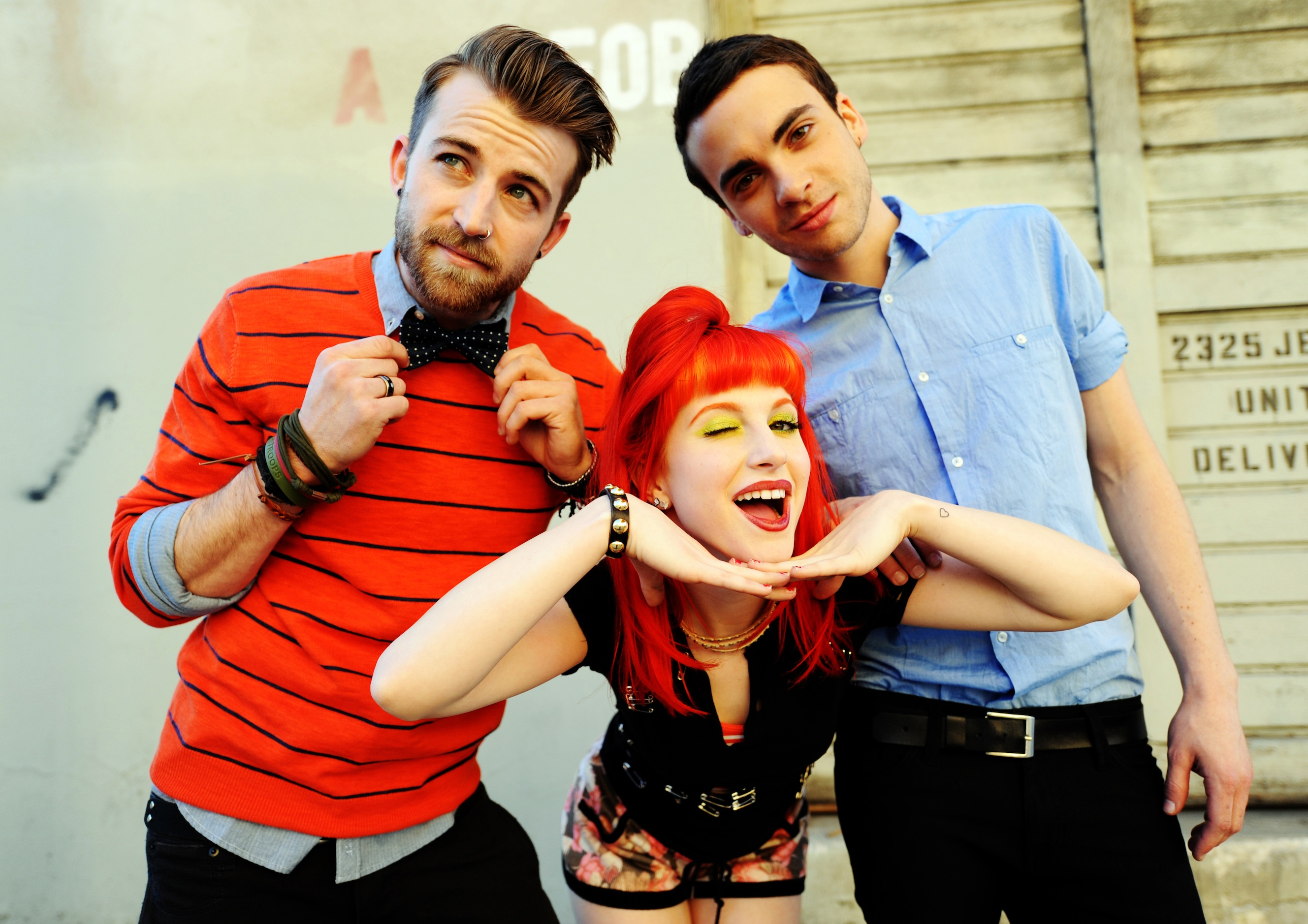 Paramore announce Soundwave sidewave in Sydney (Sold Out!)