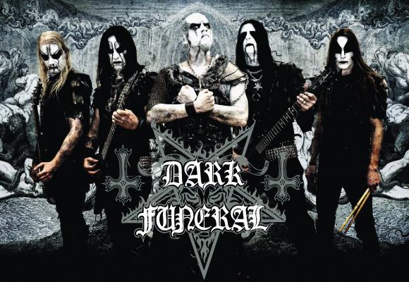 Lord Ahriman of Dark Funeral