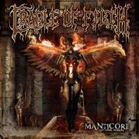 CRADLE OF FILTH RETURN TO SUPREME INFERNAL DECADENCE WITH NEW MASTERWORK 'THE MANTICORE AND OTHER HORRORS' ON NOVEMBER 2, 2012