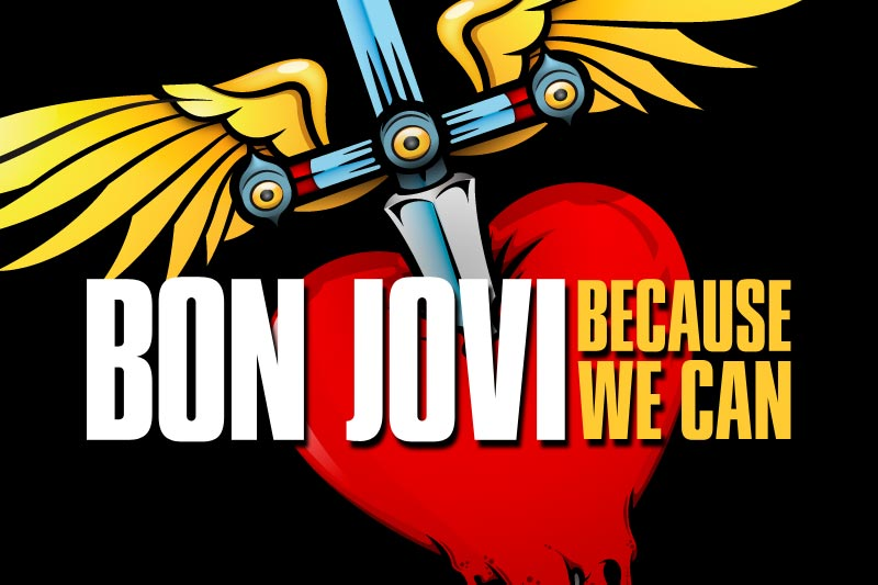 Bon Jovi announce 'Because We Can' tour and new album 'What About Now'