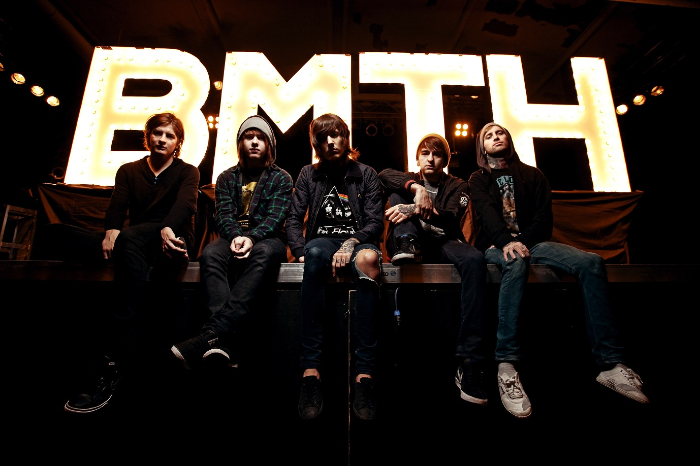 Bring Me The Horizon + Pierce The Veil sidewaves announced!