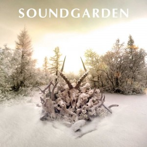 WIN a copy of the new SOUNDGARDEN album 'King Animal' (CLOSED)