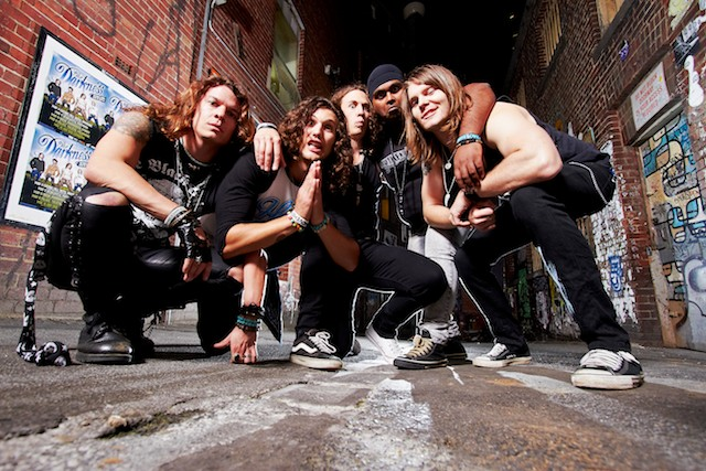Sunset Riot announce plans for a 2013 USA tour!