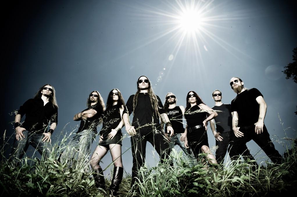 Swiss folk metallers Eluveitie announce Australian tour!