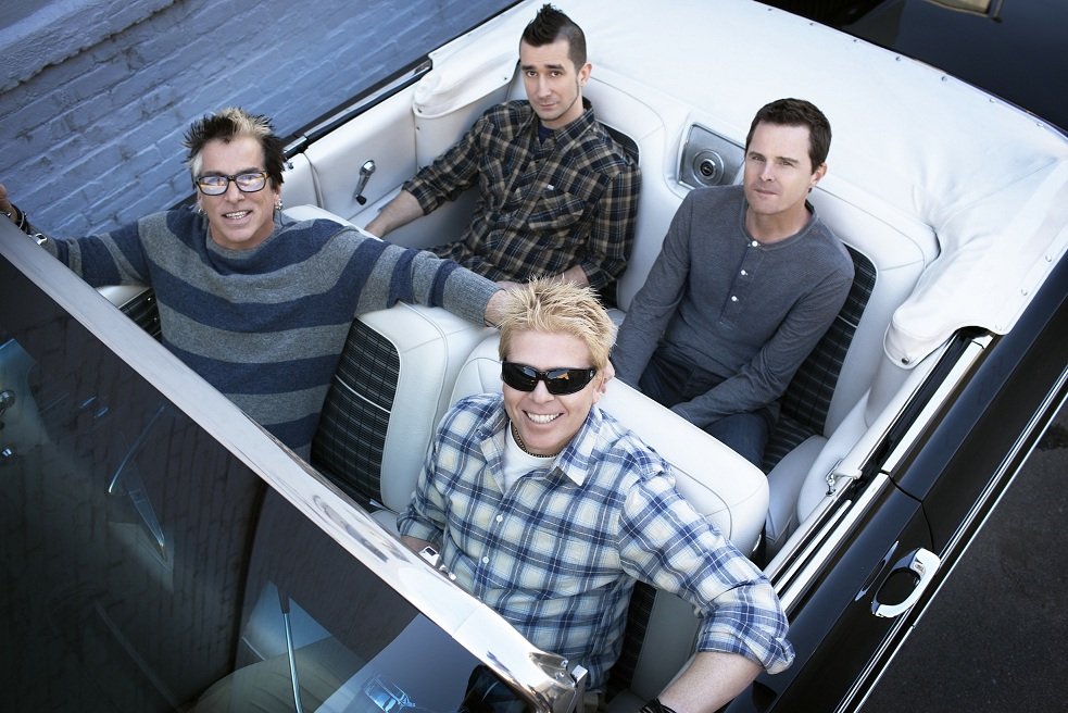 The Offspring Sidewaves announed!