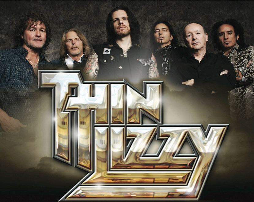 WIN Tickets to THIN LIZZY's 8th March PENRITH PANTHERS (NSW) show (CLOSED)