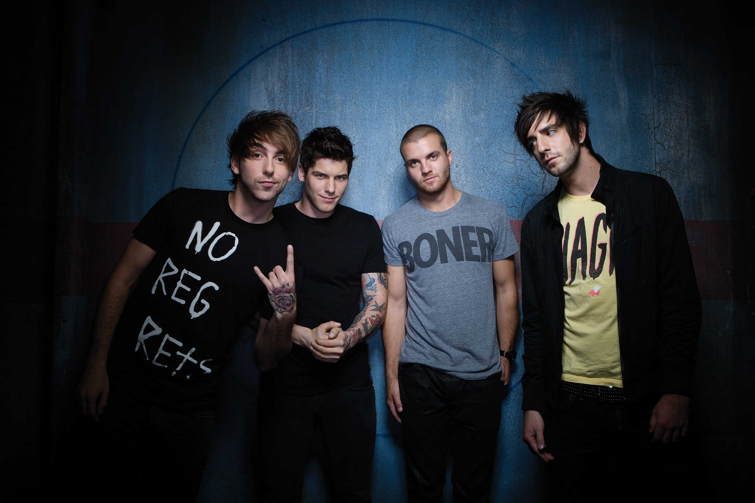 All Time Low + Polar Bear Club + Chunk! No,Captain Chunk! Sidewaves announced!