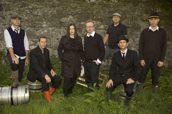 Flogging Molly + The Lawrence Arms + Lucero Sidewaves announced!