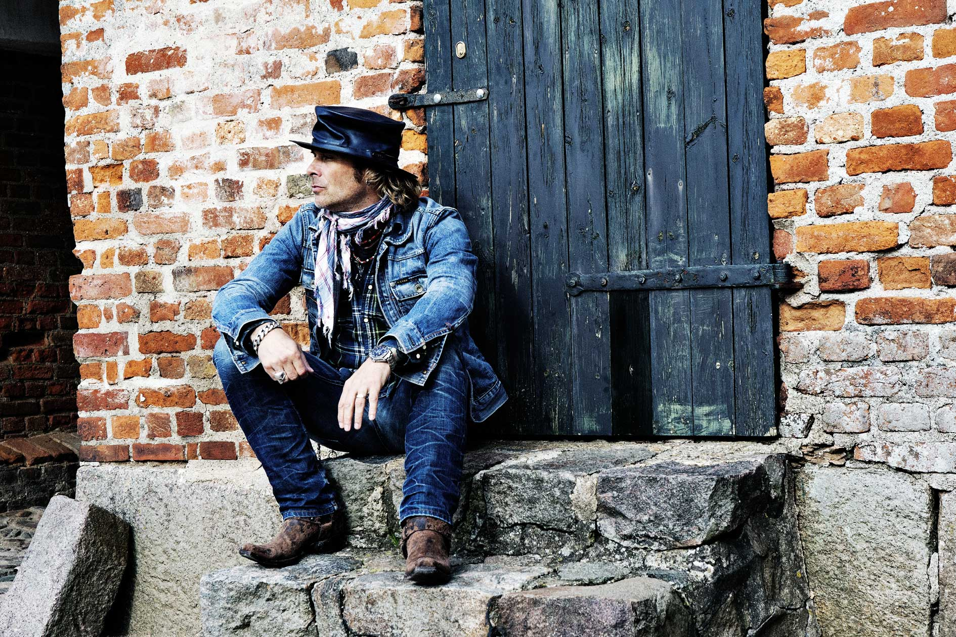 Mike Tramp to release 'Cobblestone Street' on April 8th