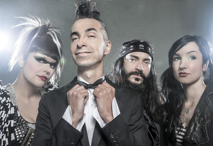 Mindless Self Indulgence + The Blackout + Cerebral Ballzy Sidewaves announced!