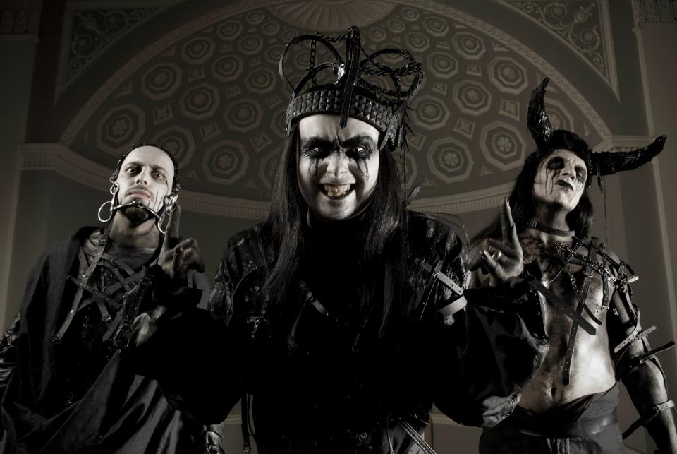 Cradle of Filth Australian tour announcement