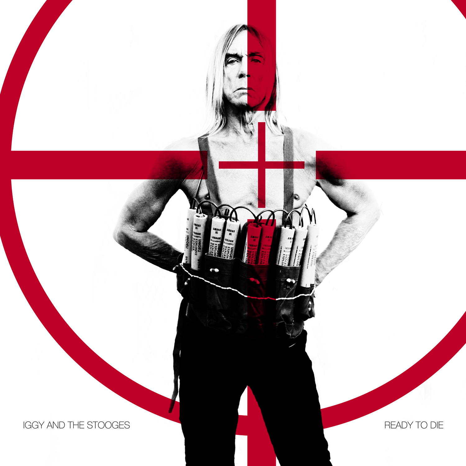 Iggy & The Stooges announce new album, 'Ready To Die'
