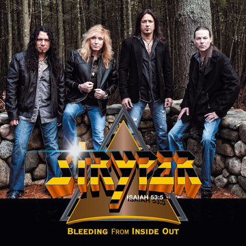 Stryper – Bleeding From The Inside Out, new single out now!