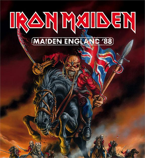 Iron Maiden – Maiden England Tour released on DVD