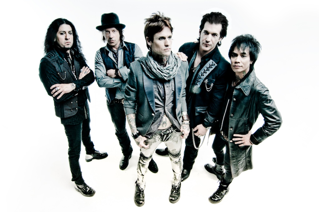 Buckcherry announce Melbourne show at The Espy…on sale now!