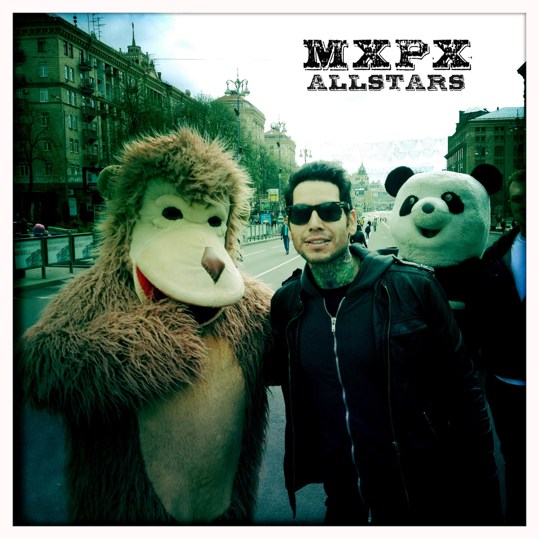 Mike Herrera of MxPx (Allstars)