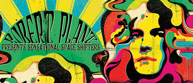 Robert Plant presents Sensational Space Shifters – Sydney Entertainment Centre – March 28, 2013
