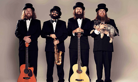 The Beards announce first world tour during 2013