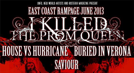 East Coast Rampage Tour