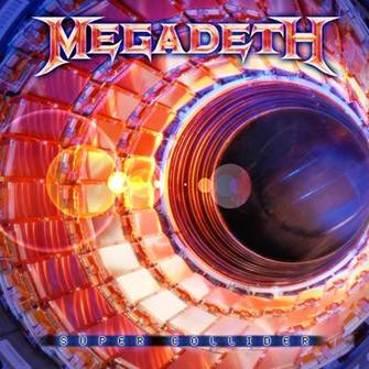 WIN a copy of the new MEGADETH album 'Super Collider' (CLOSED)