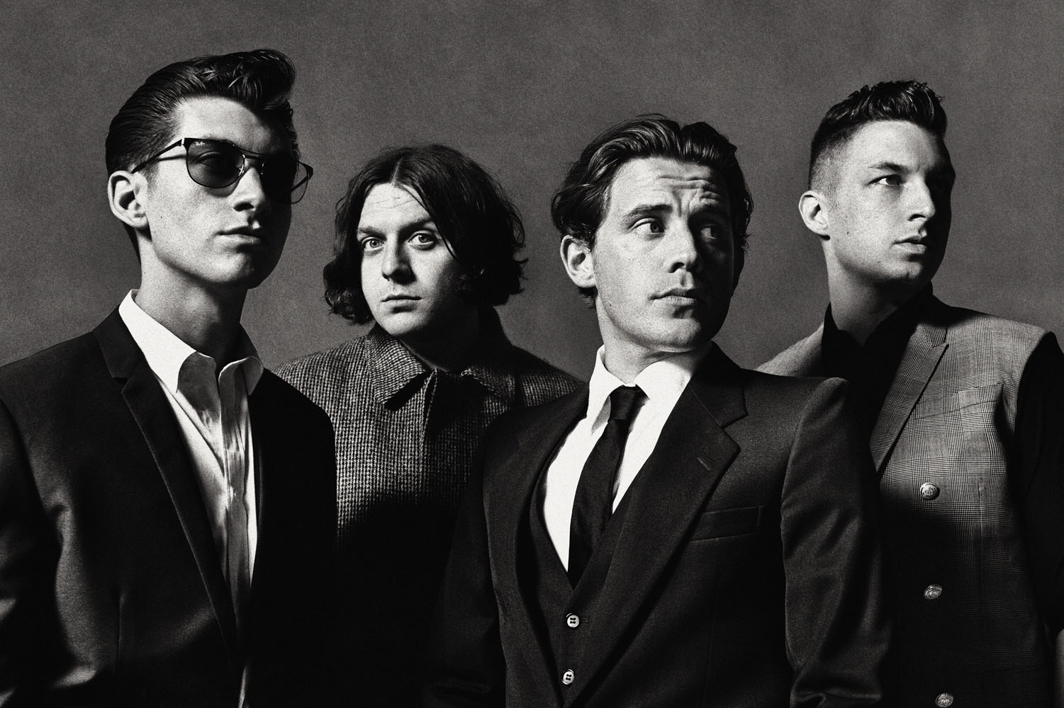 Arctic Monkeys Announce New Album Entitled 'AM'