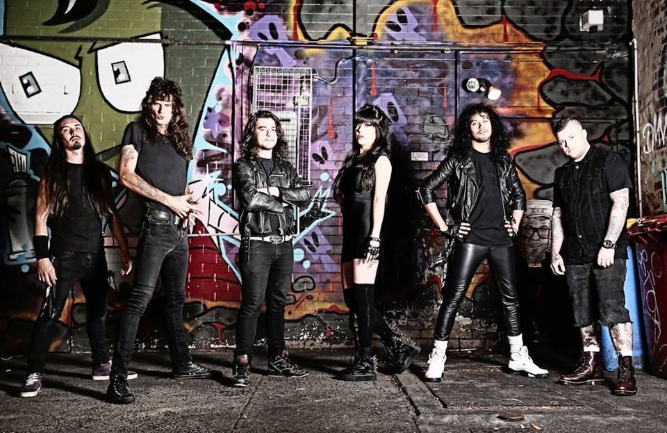 "Electrik Dynamite ""Showgirls / Steel of Fortune"" 7″ vinyl launch"