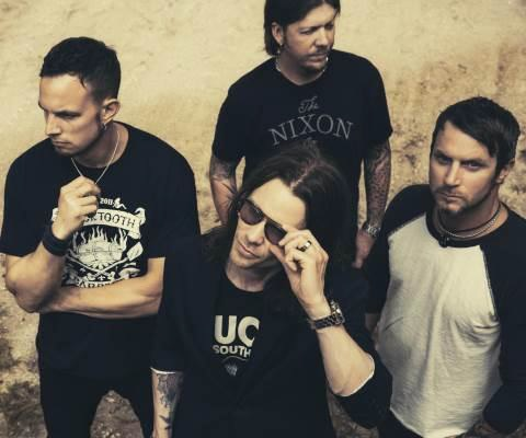 ALTER BRIDGE and LIVING COLOUR announce Sidewave!