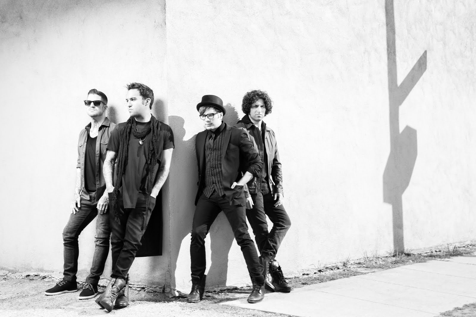 FALL OUT BOY returning to Australia this October with special guests BRITISH INDIA