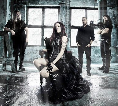 SIRENIA Australian Tour Announced