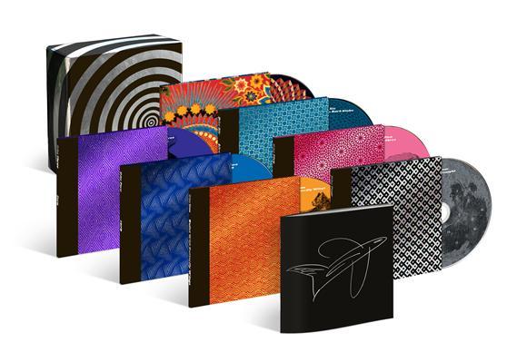 "The Smashing Pumpkins release vinyl box set of album ""The Aeroplane Flies High"""