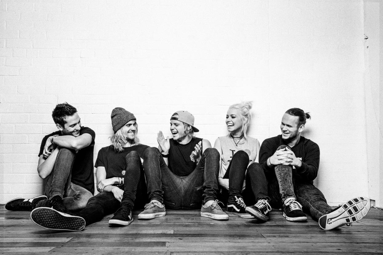 Tonight Alive announce Australian tour