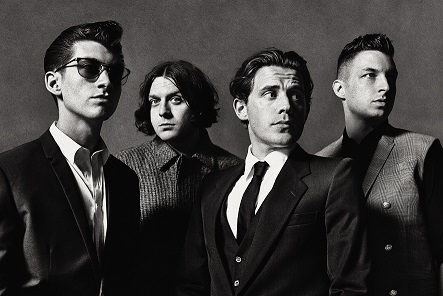 ARCTIC MONKEYS reveal new single 'Why'd You Only Call Me When You're High?""