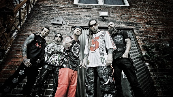 Five Finger Death Punch's The Wrong Side Of Heaven And The Righteous Side Of Hell Out Today!