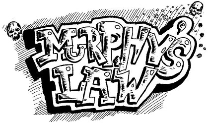 Murphy's Law Tour Australia For The First Time