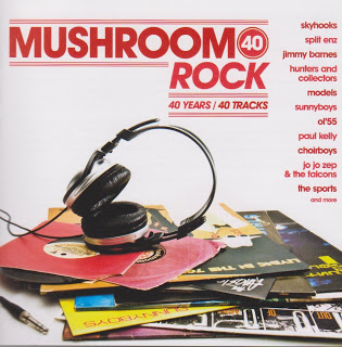 WIN a copy of 'Mushroom 40 Rock' (CLOSED)