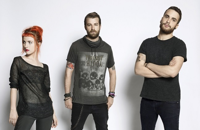 Paramore 2014 Australian tour announced