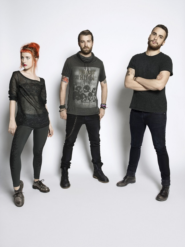 Paramore 2014 Australian tour announced ...