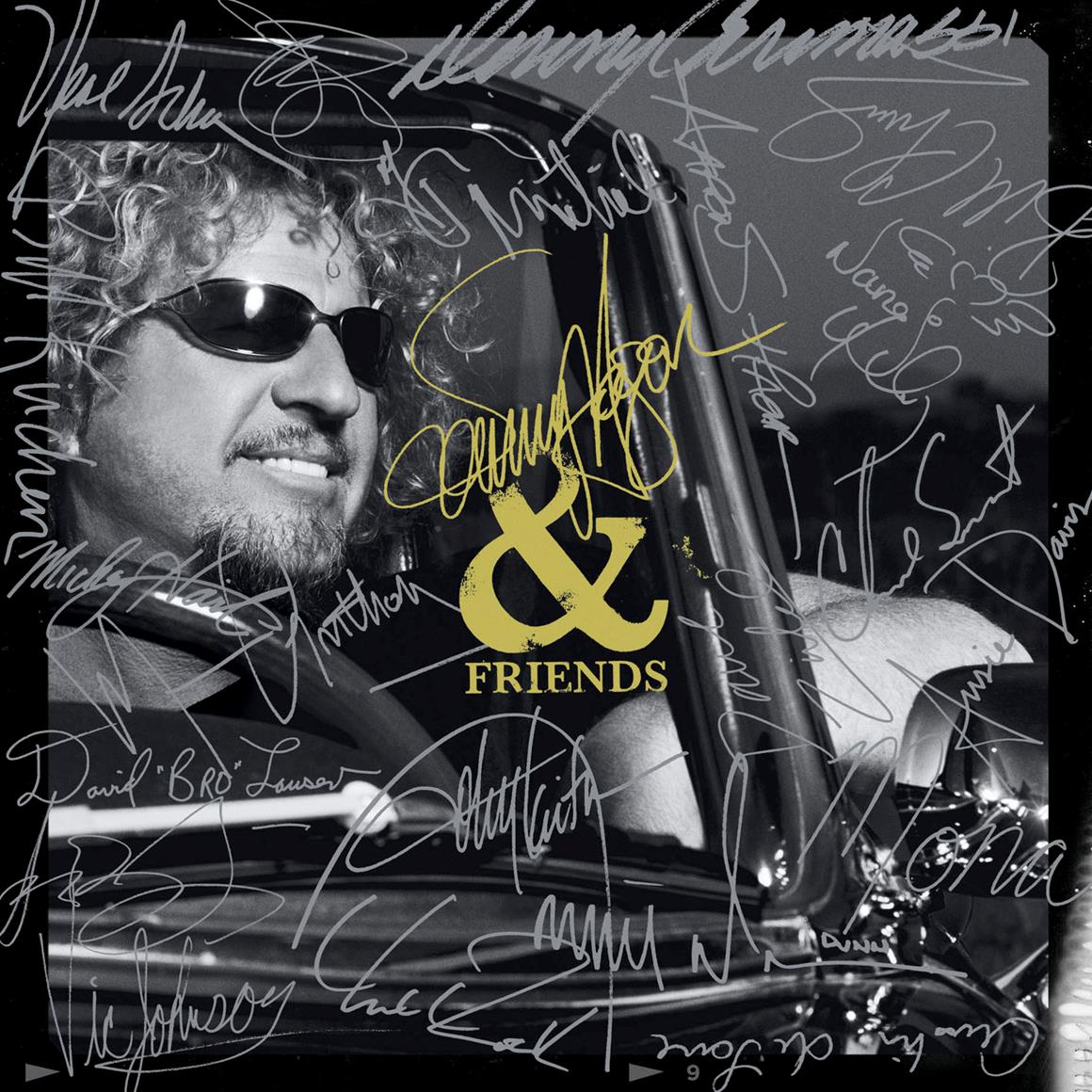Sammy Hagar to release 'Sammy Hagar & Friends', first solo album in five years