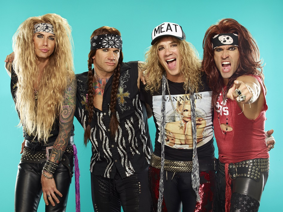 STEEL PANTHER to infect Australia on the Spreading The Disease (S.T.D.) Tour