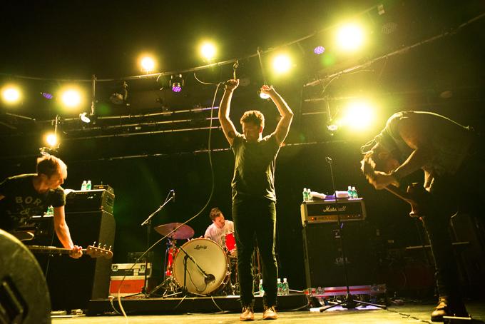 Anberlin, The Maine & William Beckett – The Hi Fi, Sydney – September 7, 2013