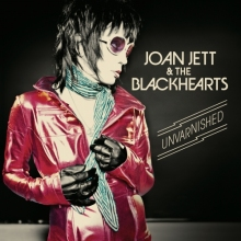 Joan Jett & The Blackhearts set to release 'Unvarnished' on October 4th, 2013