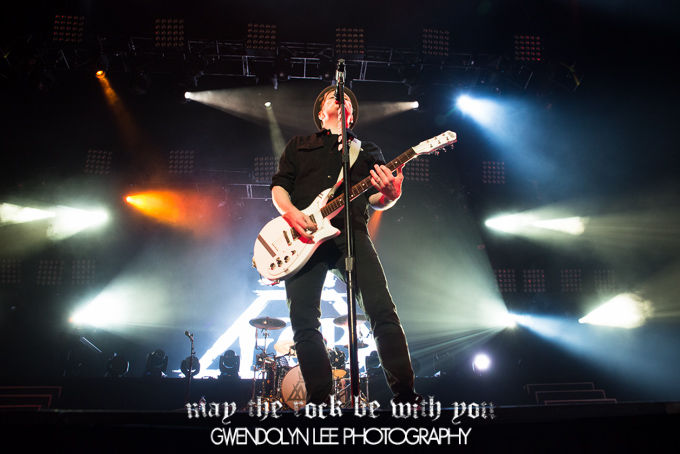 Fall Out Boy – Sydney Entertainment Centre – October 25, 2013