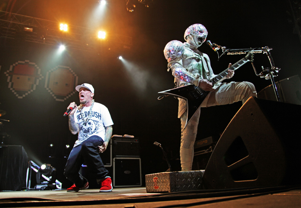 Limp Bizkit – Sydney Entertainment Centre – October 26, 2013