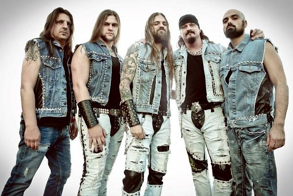 ICED EARTH 'WORLDWIDE PLAGUES' Australian & New Zealand tour, March 2014