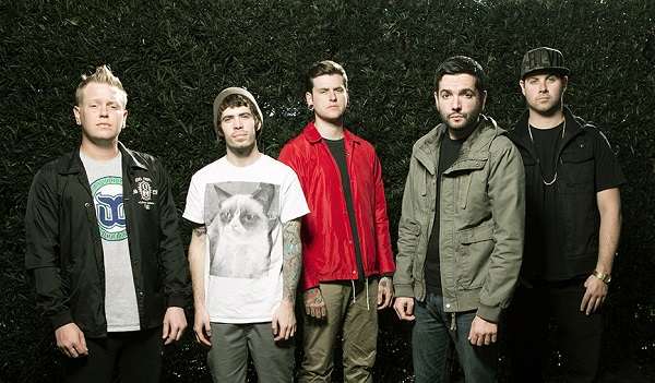 A DAY TO REMEMBER + THE GHOST INSIDE + I KILLED THE PROM QUEEN ANNOUNCE SIDEWAVES