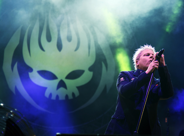 The Offspring - Photo by Annette Geneva