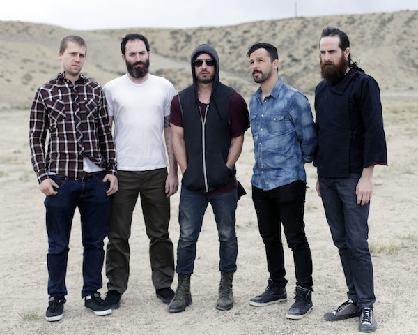 THE DILLINGER ESCAPE PLAN + GLASSJAW + DIR EN GREY Announce Sidewave Shows