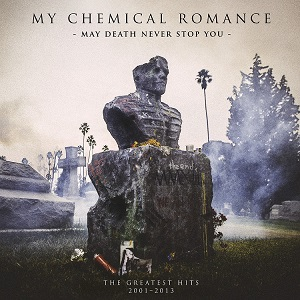 MY CHEMICAL ROMANCE To Release Greatest Hits 'May Death Never Stop You'